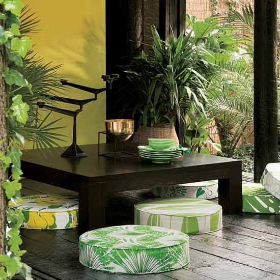 cuscini decoratvi zen